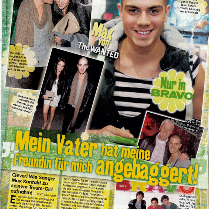 The Wanted Promotour Februar 2011_Presse 8