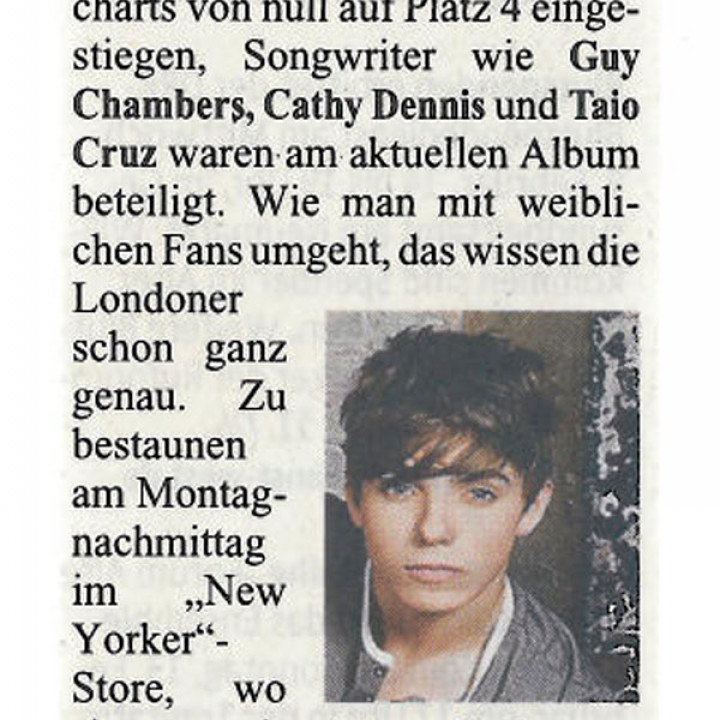 The Wanted Promotour Februar 2011_Presse 13