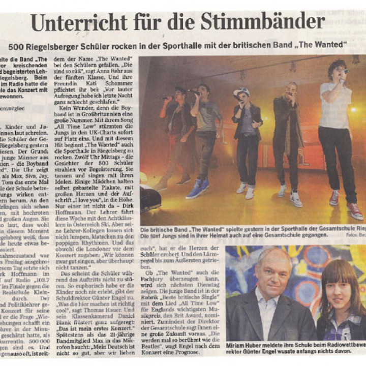 The Wanted Promotour Februar 2011_Presse 15