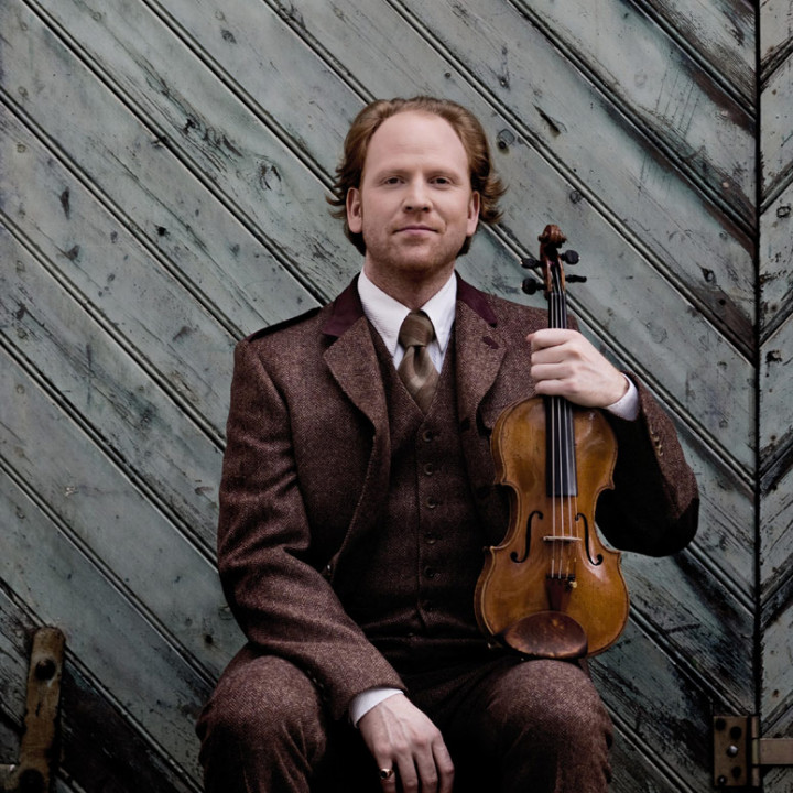 Daniel Hope — The Romantic Violinist 2011