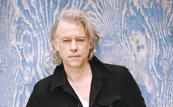 Bob Geldof, Tickets sichern für Deutschland-Tournee