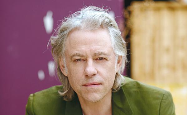 Bob Geldof, Das neue Album ist da!