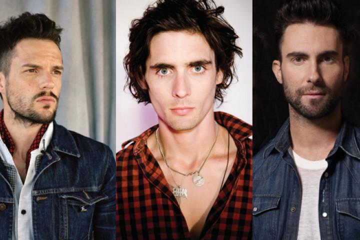 Adam, Brandon, Tyler