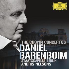 Daniel Barenboim, The Chopin Concertos, 00028947795209