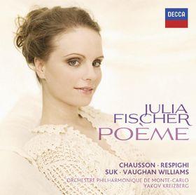 Julia Fischer, Poème, 00028947826842