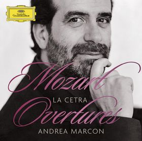 Andrea Marcon, Mozart Overtures, 00028947794455