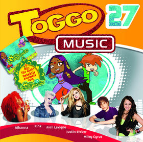 Toggo Music, Toggo Music Vol. 27, 00600753327258