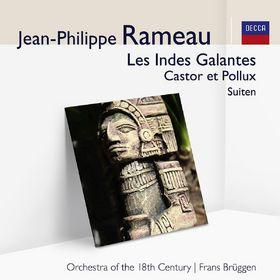 Audior, Jean-Philippe Rameau: Les Indes Galantes, Castor et Pollux - Suiten, 00028948048304