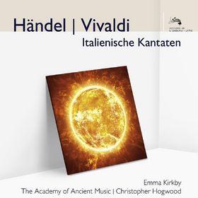 Georg Friedrich Händel, Georg-Friedrich Händel & Antonio Vivaldi: Italienische Kantaten, 00028948048342