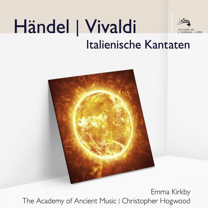 Italienische Kantaten : Kirkby,Emma/Hogwood,Christopher/AAM
