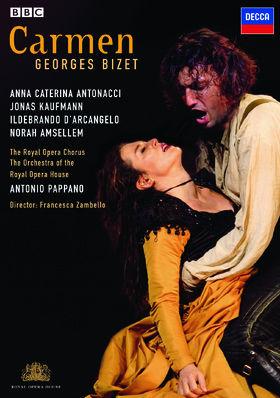 Jonas Kaufmann, Bizet: Carmen, 00044007433126