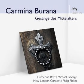 Carl Orff, Carl Orff: Carmina Burana - Gesänge des Mittelalters, 00028948048212