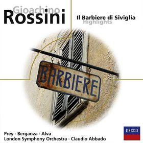 Hermann Prey, Gioachino Rossini: Il barbiere di Siviglia (QS), 00028948049851