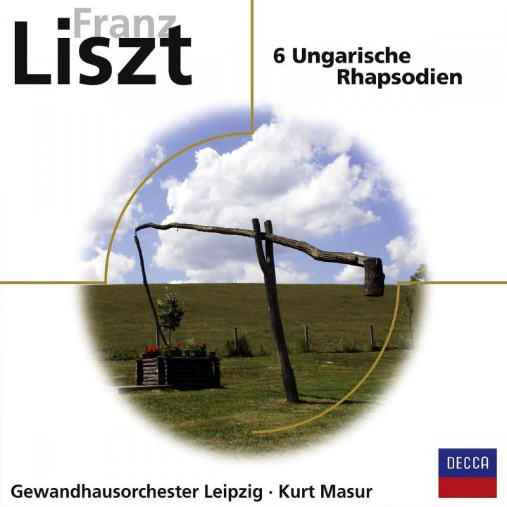 Liszt: Ungarische Rhapsodien 1-6
