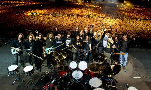 Metallica, Big 4 kommen nach Deutschland
