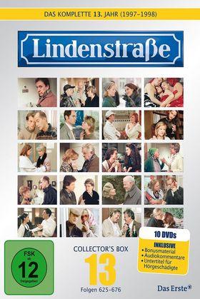 Lindenstraße, Lindenstraße Collector's Box Vol.13 - Das 13. Jahr, 04032989602537