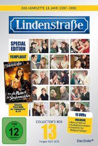 Lindenstraße, Die Collector's Box Vol.13 - Das 13. Jahr (limited Edition), 04032989602544