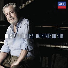 Nelson Freire, Liszt: Harmonies du Soir, 00028947827283