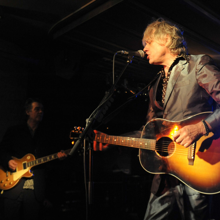 08 — Bob Geldof Showcase 01.03.11 Berlin