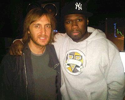50 Cent, 50 Cent & David Guetta machen gemeinsame Sache