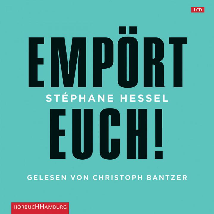 Stéphane Hessel: Empört Euch!: Bantzer, Christoph
