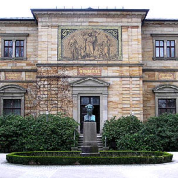 Freistaat Bayern teilfinanziert Umbau von Haus Wahnfried