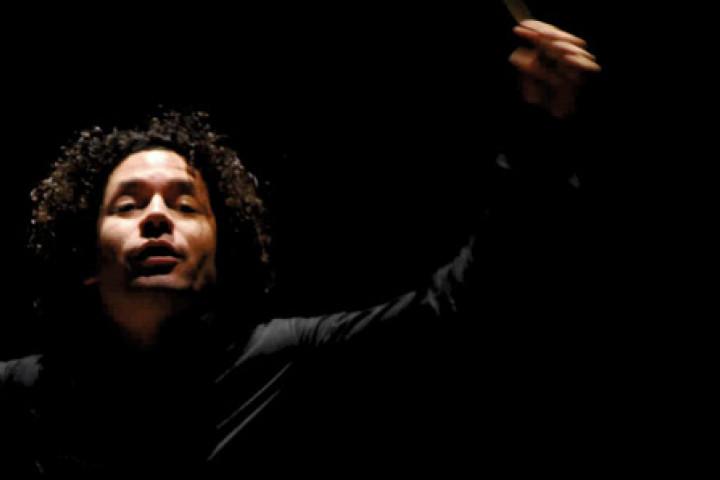 Gustavo Dudamel © Luis Cobelo / DG