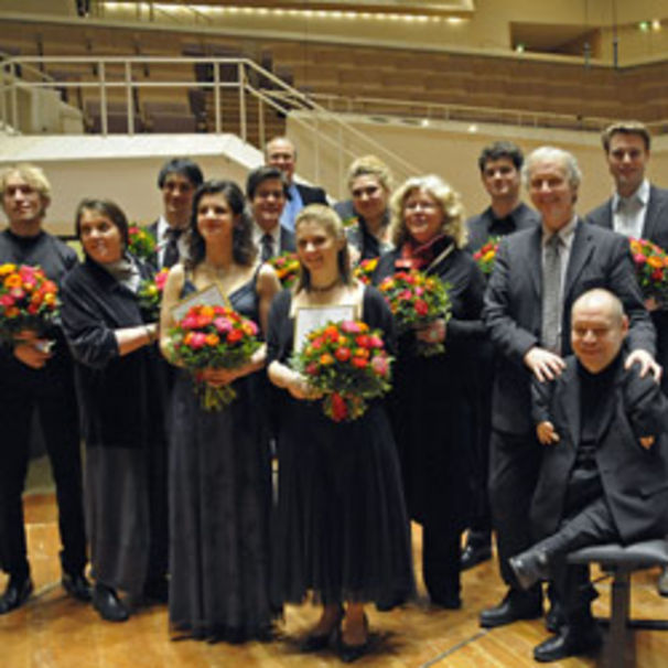 Thomas Quasthoff, Amira Elmadfa gewinnt Das Lied