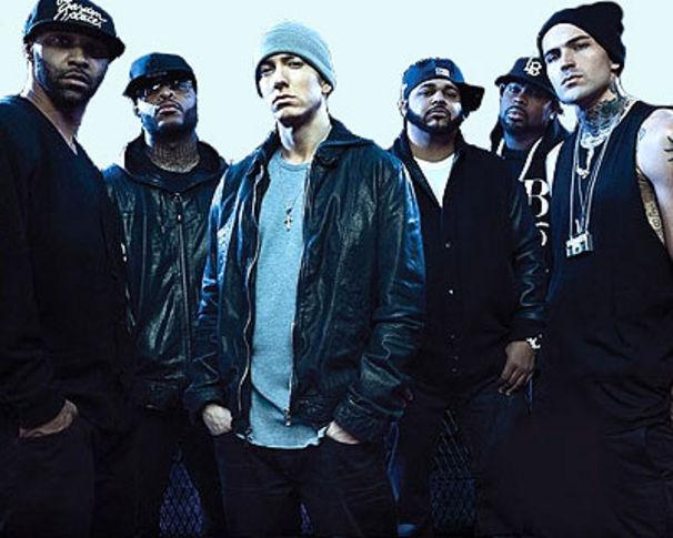 Eminem, Die Shady Boys starten durch!