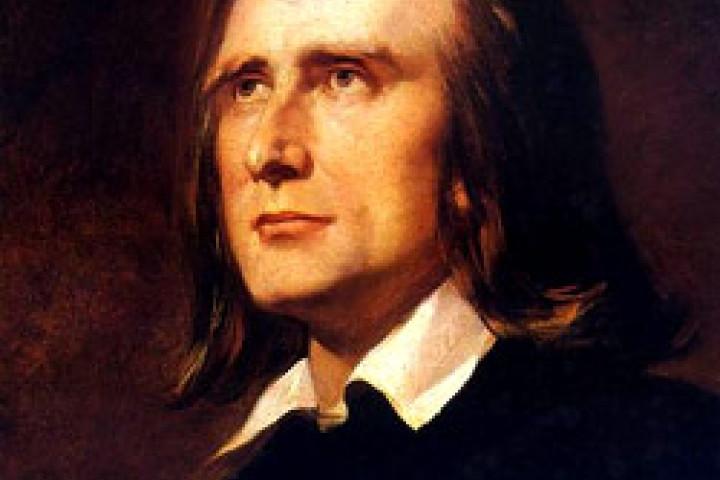 Franz Liszt © Liszt Ferenc Memorial Museum
