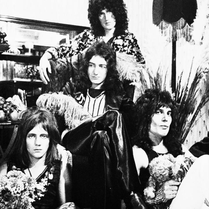 Queen—Pressebilder