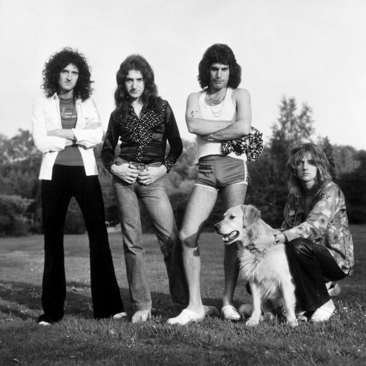 Queen – Pressebilder