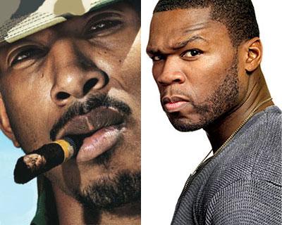 50 Cent, Shyne: 50 war sauer, weil ich nicht zur G-Unit wollte!