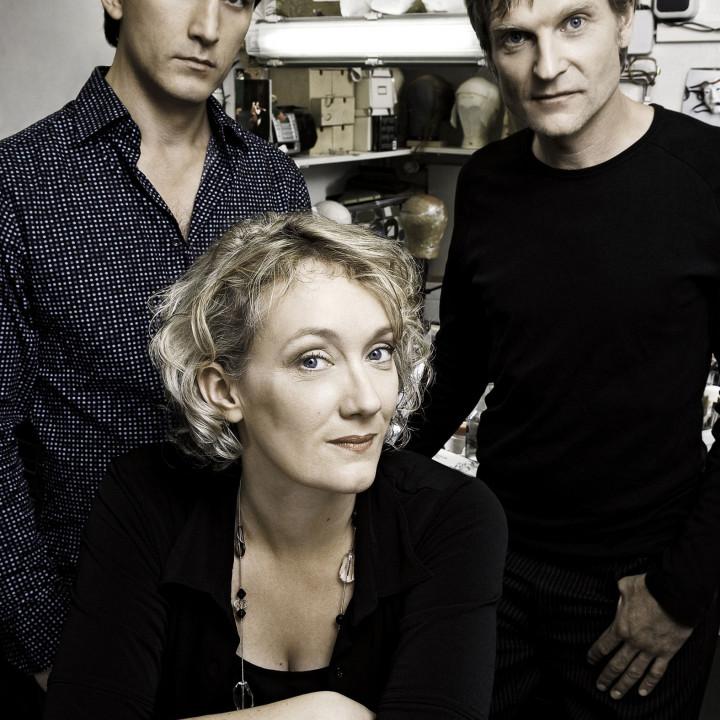 Marc Muellbauer, Julia Hülsmann, Heinrich Köbberling ©Volker Beushausen