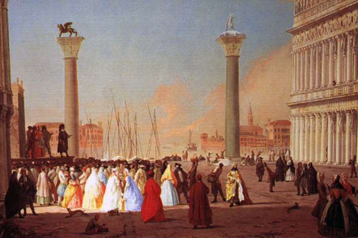 Venedig, die Heimatstadt Antonio Vivaldis © Archiv / UMG