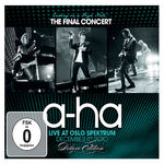 """a-ha, präsentieren """"Ending On A High Note - The Final Concert"""" auf CD und DVD, 0602527648507"""