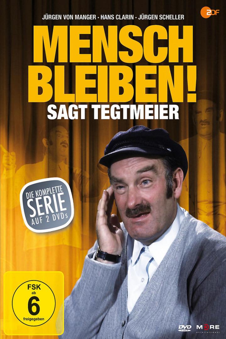 Mensch bleiben, sagt Tegtmeier (2 DVD): von Manger, Jürgen