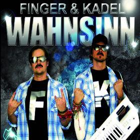 Finger & Kadel, Wahnsinn (2-Track): Finger & Kadel, 00602527680538