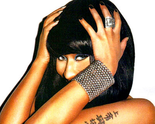 Nicki Minaj, Blogger schwängert Nicki Minaj
