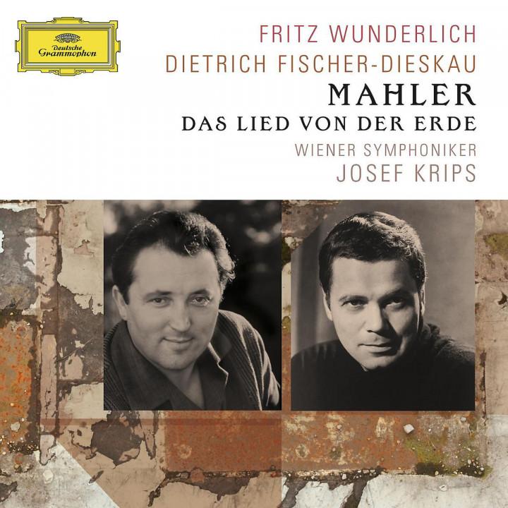 Das Lied von der Erde: Wunderlich,F./Fischer-Dieskau,D./WSY/Krips,J.
