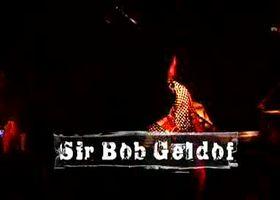 Bob Geldof, Bob Geldof - Trailer Sat. 1 Frühstücksfernsehen