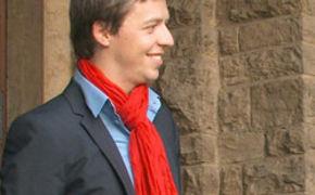 Martin Grubinger, Martin Grubinger moderiert die neue Ausgabe des Musikmagazins KlickKlack