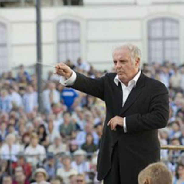 Daniel Barenboim, Staatsoper für alle 2011 - Daniel Barenboim und die Staatskapelle Berlin geben Freikonzert auf dem Bebelplatz