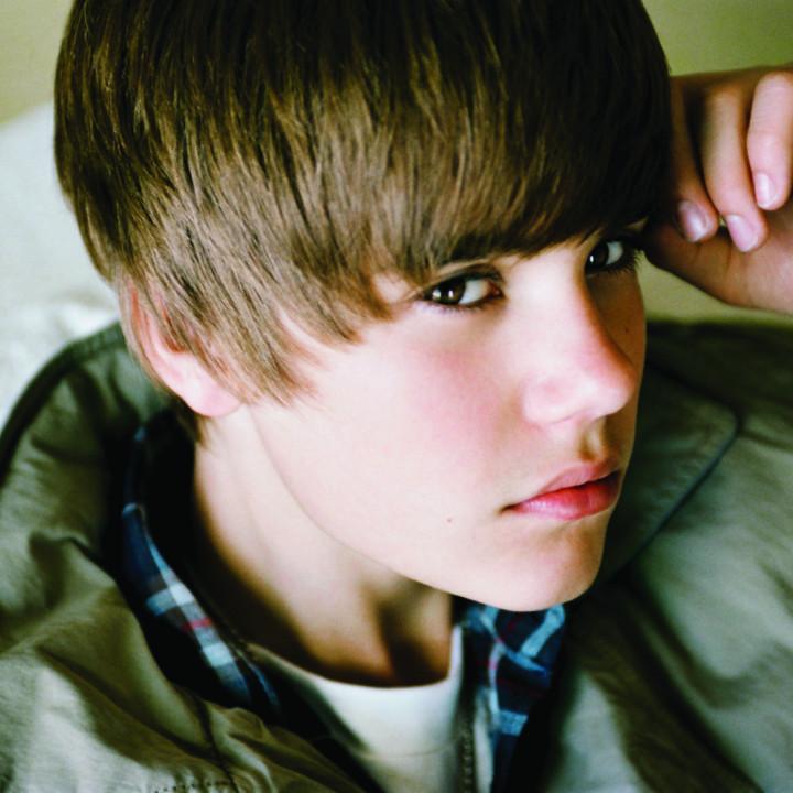 Justin Bieber My Worlds Pressefoto