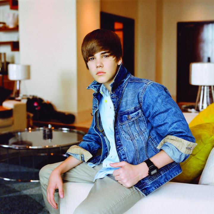 Justin Bieber My Worlds Pressebild 02