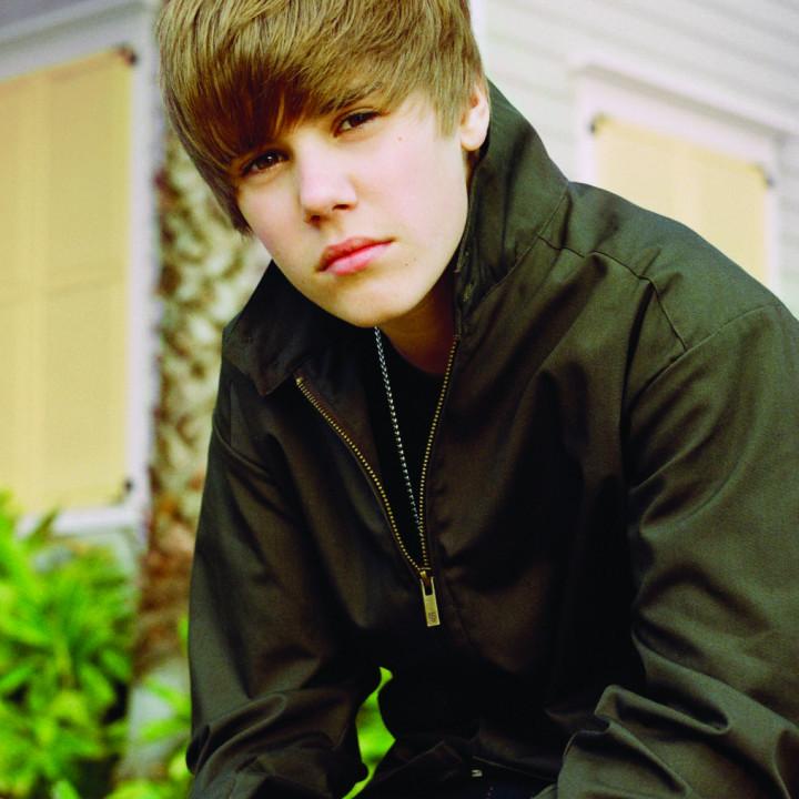 Justin Bieber My Worlds Pressebild