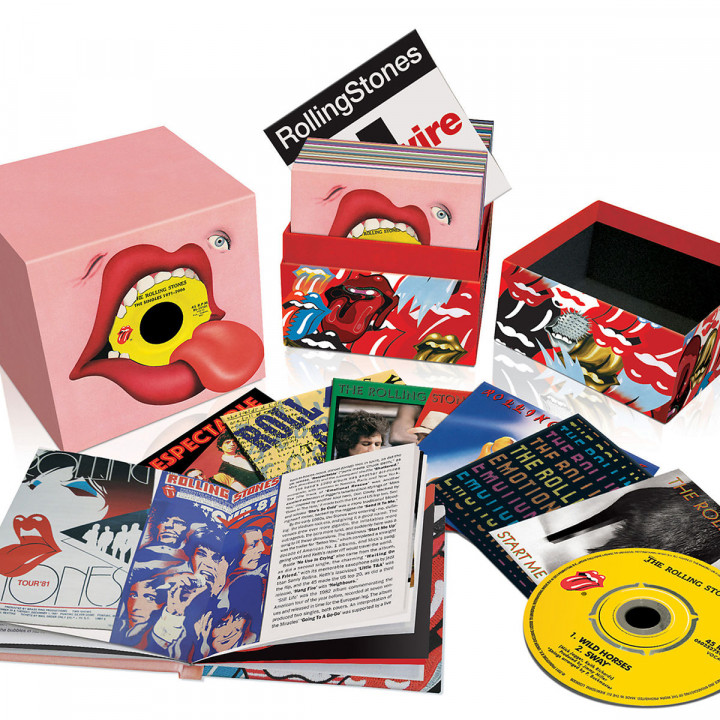 The Rolling Stones Singles Box Set (1971-2006): Rolling Stones,The