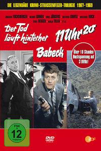 Herbert Reinecker, Die ZDF-Krimi-Straßenfeger Box (Der Tod läuft hinterher/Babeck/11 Uhr 20), 00602527623252