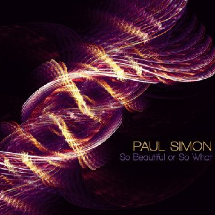 Paul Simon — So beautiful or so what