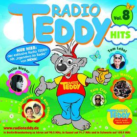 Radio Teddy, Radio Teddy Hits Vol. 8, 00600753333747